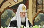 Святейший Патриарх Кирилл: Православный журналист должен оставаться прежде всего церковным человеком