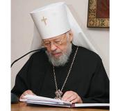 Членам Архиерейского Собора представлен доклад Блаженнейшего митрополита Киевского и всея Украины Владимира