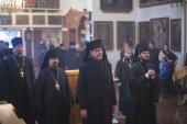 Делегация Санкт-Петербургской православной духовной академии посетила монастыри Финляндской Православной Церкви