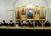 В Храме Христа Спасителя прошел I Московский миссионерский съезд
