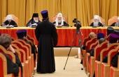 Святейший Патриарх Кирилл: Не может быть Литургии, во время которой верным не предоставлялась бы возможность приступать к Святым Христовым Тайнам