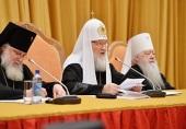 Святейший Патриарх Кирилл огласил статистические данные о церковной жизни Москвы