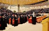 Святейший Патриарх Кирилл: Активность православных клириков и мирян в общественной сфере является органичным проявлением нашей веры