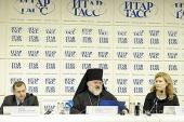 Участники пресс-конференции в Петербурге подвели итоги празднования 300-летия Александро-Невской лавры
