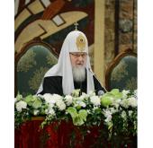 Святейший Патриарх Кирилл призвал создавать в епархиях советы из представителей местных духовных школ и светских теологических кафедр