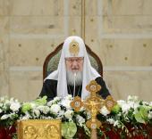 Святейший Патриарх Кирилл: Мы не можем позволить себе множить не вполне подготовленное к служению духовенство
