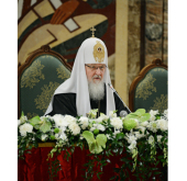Предстоятель Русской Церкви: Формирование единого информационного поля— общецерковная задача, выполнить которую можно только общими усилиями