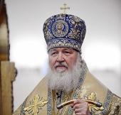 Проповедь Святейшего Патриарха Кирилла в день престольного праздника Зачатьевского монастыря г. Москвы