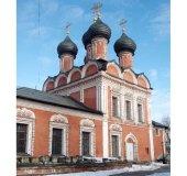 Первое за 84 года богослужение прошло в Боголюбском храме Высоко-Петровского монастыря Москвы