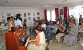 В русском православном приходе на Кубе открылась фотовыставка, посвященная 1025-летию Крещения Руси