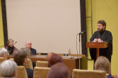 Председатель ОВЦС рассказал сотрудникам Института всеобщей истории о внешней деятельности Русской Православной Церкви