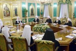 ЖУРНАЛЫ заседания Священного Синода от 25-26 декабря 2013 года
