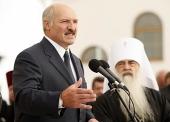 Президент Белоруссии А.Г. Лукашенко выразил признательность почетному Патриаршему экзарху всея Беларуси митрополиту Филарету за многолетнее служение