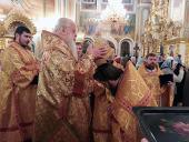 Иеромонах Викторин (Костенков), избранный епископом Сарапульским и Можгинским, возведен в сан архимандрита
