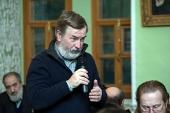 В Московской духовной академии открыт Балканский кабинет