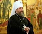 Митрополит Астанайский и Казахстанский Александр: «В Таинстве Евхаристии черпаю силы и духовную радость»