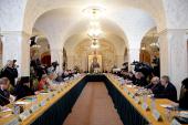 Святейший Патриарх Кирилл возглавил 25-е заседание Наблюдательного, Общественного и Попечительского советов по изданию «Православной энциклопедии»
