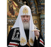 Святейший Патриарх Кирилл: Главное наше оружие — это любовь к людям
