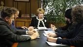 Состоялось рабочее совещание, посвященное подготовке Парламентских встреч в рамках Международных Рождественских образовательных чтений