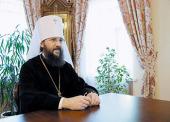 Митрополит Бориспольский и Броварской Антоний: «Мы должны приложить максимум усилий для сохранения мира в стране»
