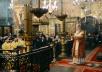 Патриаршее служение в день памяти святителя Филиппа, митрополита Московского, в Успенском соборе Кремля