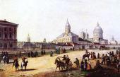 Президентская библиотека оцифрует архив Александро-Невской лавры