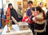 Дары волхвов были принесены в Научно-практический центр детской онкологии Республики Беларусь
