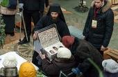 Дарам волхвов в Минске пришли поклониться более 520 тысяч паломников