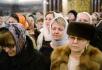 Совместное служение Предстоятелей Антиохийской и Русской Православных Церквей в Храме Христа Спасителя в Москве