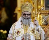 Слово Блаженнейшего Патриарха Антиохийского и всего Востока Иоанна X после Литургии в кафедральном соборном Храме Христа Спасителя