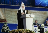 В годовщину снятия блокады Ленинграда Святейший Патриарх Кирилл призвал помнить о том, какой ценой заплачено за свободу России и всей Европы