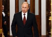Приветствие Президента России В.В. Путина участникам XXII Международных Рождественских чтений