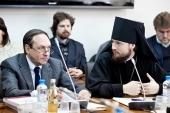Депутаты и профессора Российского православного университета обсудили в Госдуме перспективы православного образования