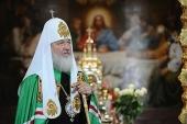 «Второе дыхание» церковного возрождения. Интервью митрополита Волоколамского Илариона