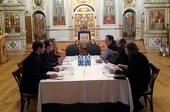 В Москве прошло совещание по подготовке международной конференции «Корейцы и Православие. К 150-летию проживания корейцев в России»