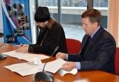 Состоялось подписание соглашения между Патриаршим подворьем в Софии и представительством Россотрудничества