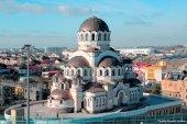 Митрополит Екатеринодарский и Кубанский Исидор освятил храмовый комплекс Нерукотворного Образа Христа Спасителя в Сочи