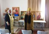 В олимпийских деревнях в Сочи освящены молитвенные комнаты православных христиан