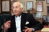 Святейший Патриарх Кирилл поздравил народного артиста СССР В.М. Зельдина с 99-летием со дня рождения