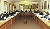 Состоялось первое заседание Организационного комитета Русской Православной Церкви по празднованию 1000-летия преставления святого равноапостольного князя Владимира