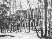 В историческом здании Санкт-Петербургской духовной академии прошло первое в новейшей истории учебное занятие
