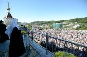 Слово Святейшего Патриарха Кирилла в Казанском кафедральном соборе г. Находки