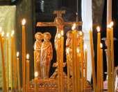 По благословению Святейшего Патриарха Кирилла во всех храмах Русской Православной Церкви будут молиться о мире на Украине и упокоении погибших
