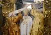 Патриаршее служение в неделю о Страшном Суде в московском храме Архангела Михаила в Тропареве. Хиротония архимандрита Викторина (Костенкова) во епископа Сарапульского и Можгинского