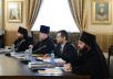 Заседание Высшего Церковного Совета Русской Православной Церкви 26 февраля 2014 года