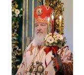 Слово Святейшего Патриарха Кирилла в праздник Иверской иконы Божией Матери после Литургии в московском Новодевичьем монастыре