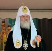 Слово Святейшего Патриарха Кирилла по окончании Литургии на территории Посольства России в Пекине