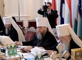 ЖУРНАЛЫ заседания Священного Синода от 29 мая 2013 года