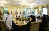 ЖУРНАЛЫ заседания Священного Синода от 4 октября 2012 года