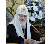 Слово Святейшего Патриарха Кирилла на первом заседании Попечительского совета по строительству русской церкви Всех святых в Страсбурге